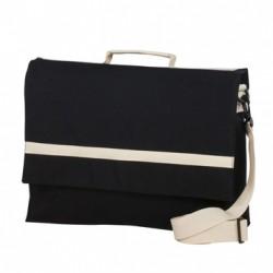 Pánska taška na rameno  s klopňou + darček