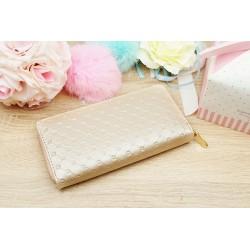 Peňaženka rúžová perleť