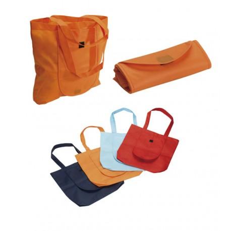 Skladacia nákupná taška rôzne farby
