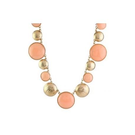 Dámsky náhrdelník korálová bublina