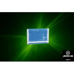 Reflexná peňaženka modrá