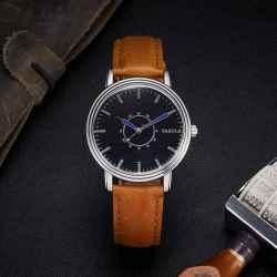 Yazole pánske hodinky modrý ciferník