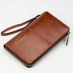 Baellery pánska kožená peňaženka hnedá