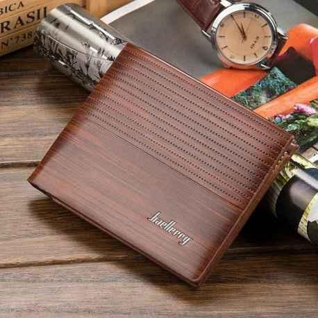 Baellery pánska kožená peňaženka svetlo hnedá
