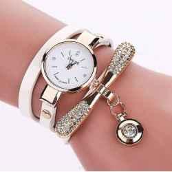 Dámske hodinky zlatky