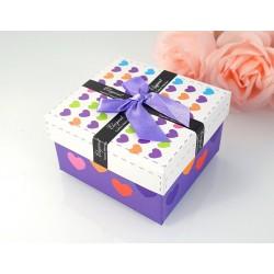 Darčeková krabička rúžová