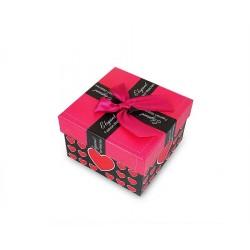 Darčeková krabička fuchsia